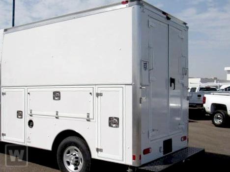 2019 Chevrolet Express 3500 4x2, Supreme Service Utility Van #M191119 - photo 1