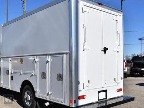 2020 Chevrolet Express 3500 4x2, Supreme Spartan Service Utility Van #L1268495 - photo 1