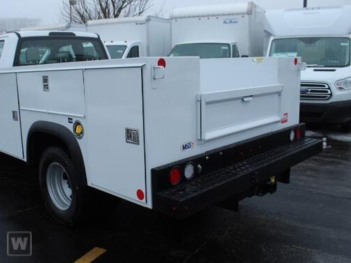 2021 Silverado 3500 Crew Cab AWD,  Monroe Truck Equipment MSS II Service Body #CM08500 - photo 1
