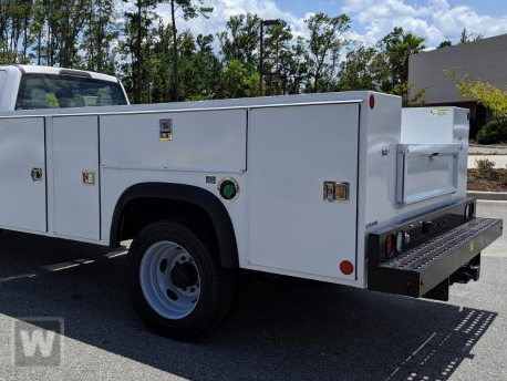 2019 Ford F-550 Crew Cab DRW 4x4, Monroe MSS II Service Body #T7938 - photo 1