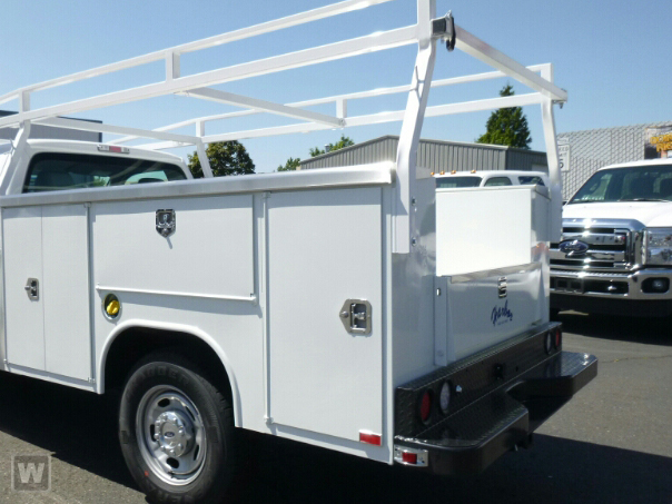 2019 F-250 Super Cab 4x2, Harbor Service Body #19F0491 - photo 1