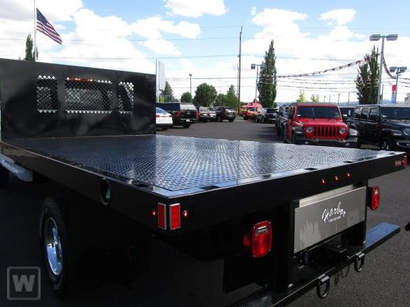 2020 Ram 5500 Regular Cab DRW 4x2, Harbor Platform Body #RM23609 - photo 1