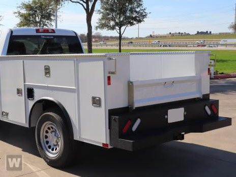 2019 Chevrolet Silverado Medium Duty Regular Cab DRW 4x2, CM Truck Beds Service Body #S9179 - photo 1