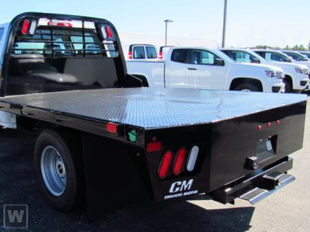 2020 Chevrolet Silverado 3500 Regular Cab DRW 4x4, CM Truck Beds RD Model Platform Body #102595 - photo 1