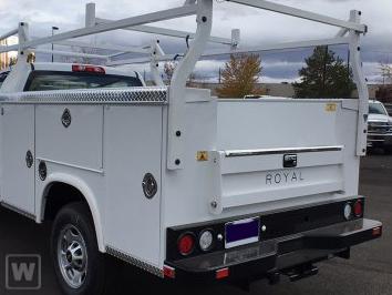 2020 Silverado 2500 Regular Cab 4x2,  Royal Truck Body Service Body #203456 - photo 1