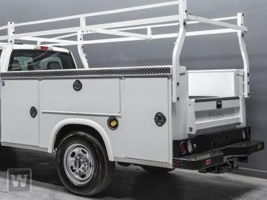 2021 Chevrolet Silverado 3500 Crew Cab 4x4, Royal Truck Body Service Body #CM7269 - photo 1