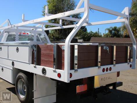 2021 Silverado 3500 Regular Cab 4x2,  Royal Truck Body Contractor Body #210542 - photo 1