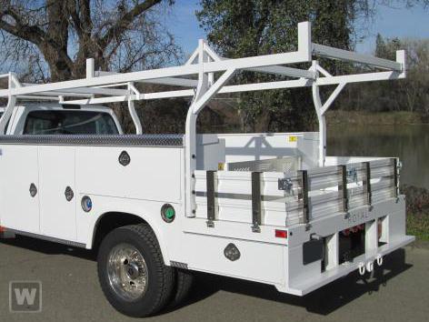 2020 Ford F-550 Regular Cab DRW 4x4, Royal Truck Body Service Combo Body #LDA14102 - photo 1