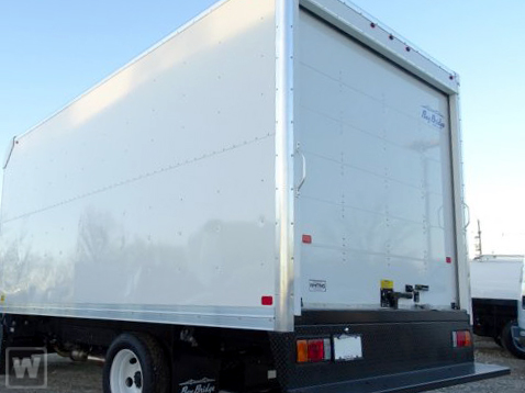 2018 LCF 4500 Regular Cab 4x2,  Bay Bridge Dry Freight #81396 - photo 1