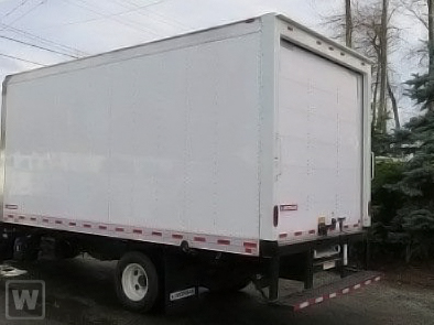 2018 LCF 4500 Regular Cab 4x2,  Morgan Dry Freight #10462N - photo 1