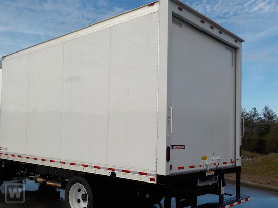 2019 LCF 3500 Regular Cab DRW 4x2, Morgan Dry Freight #191013 - photo 1