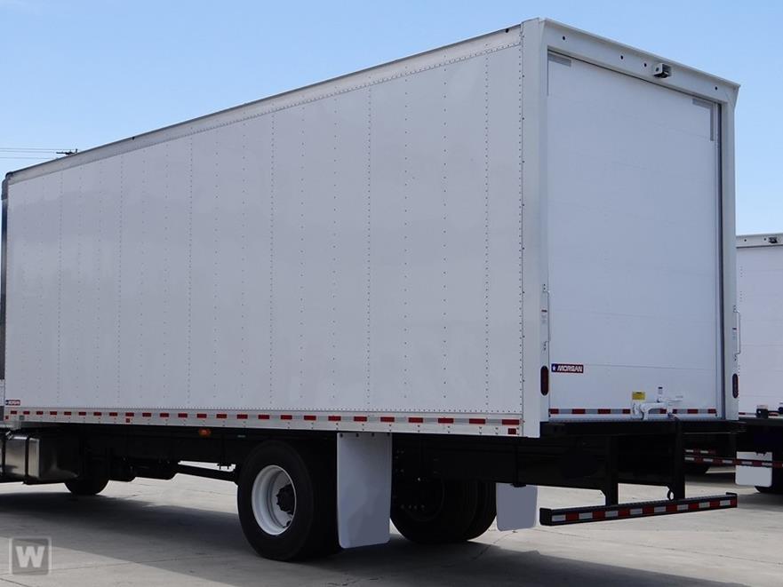 2021 Hino Truck, Morgan Dry Freight #HT51219 - photo 1