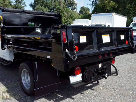 2019 F-350 Regular Cab DRW 4x4, Rugby Eliminator LP Steel Dump Body #59989 - photo 1