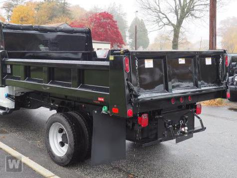 2019 Chevrolet Silverado 5500 Regular Cab DRW 4x4, Rugby Eliminator LP Steel Dump Body #126904 - photo 1