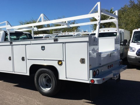 2019 F-350 Regular Cab DRW 4x2,  Scelzi Service Body #KED73290 - photo 1