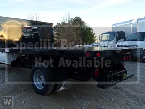 2021 Silverado 3500 Regular Cab AWD,  Blue Ridge Manufacturing (Freedom) Workhorse Platform Body #CM20351 - photo 1