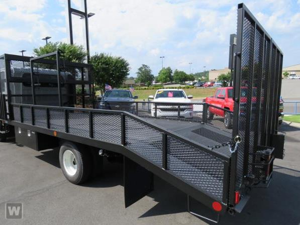 2020 Chevrolet LCF 3500 Regular Cab DRW 4x2, Womack Truck Body Dovetail Landscape #T202547 - photo 1