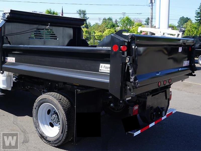2021 Silverado 3500 Crew Cab 4x4,  Crysteel E-Tipper Dump Body #CX1T166475 - photo 1