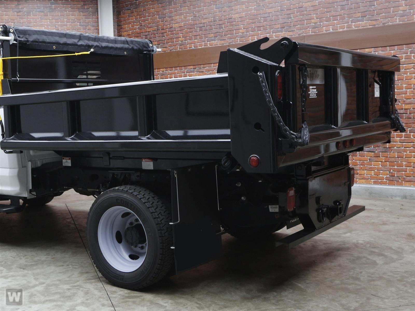 2020 Ford F-550 Regular Cab DRW 4x4, Air-Flo Dump Body #202816 - photo 1