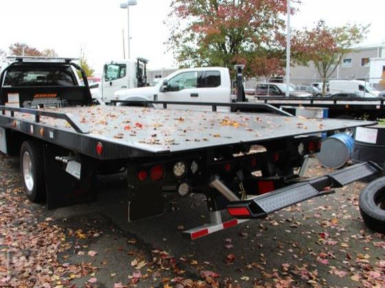 2019 Ford F-550 Super Cab DRW 4x4, Jerr-Dan Standard Duty Carriers Rollback Body #19J197 - photo 1