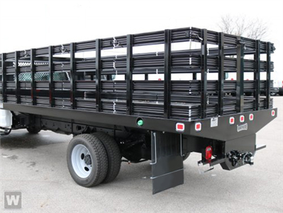 2020 Ford F-550 Regular Cab DRW 4x2, Knapheide Stake Bed #FLU01123 - photo 1