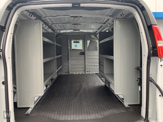 2020 Chevrolet Express 2500 4x2, Adrian Steel Commercial Shelving Upfitted Cargo Van #CL41742 - photo 1