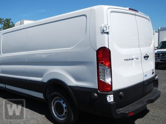 2020 Ford Transit 250 Med Roof 4x2, Thermo King Direct-Drive Refrigerated Body #T20013 - photo 1