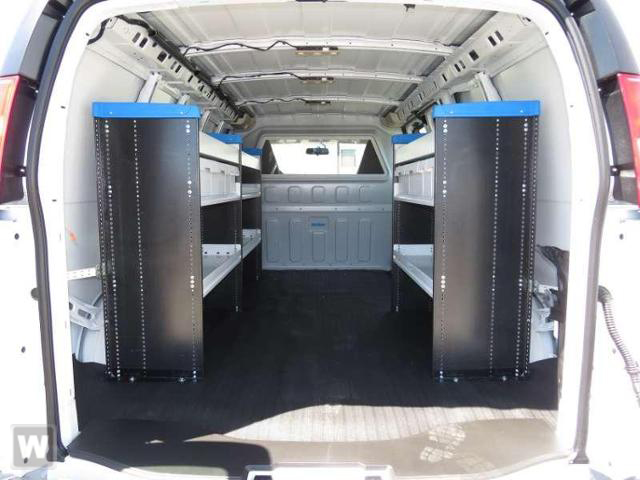 2019 Chevrolet Express 2500 4x2, Sortimo Shelf Staxx Upfitted Cargo Van #FK6059 - photo 1