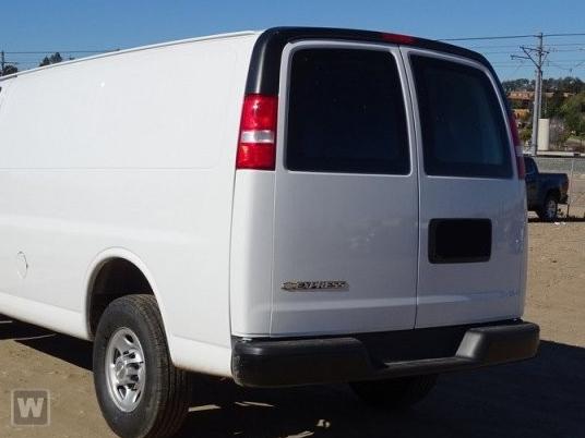 2020 Chevrolet Express 2500 4x2, Harbor Empty Cargo Van #CL6859 - photo 1