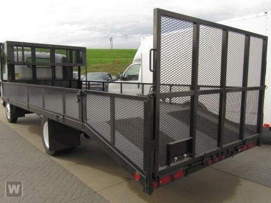2019 LCF 4500 Regular Cab 4x2, Cadet Grassmaster Dovetail Landscape #19C1751 - photo 1