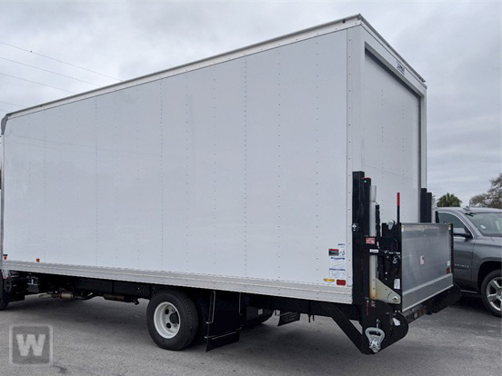 2019 LCF 3500 Regular Cab 4x2, Knapheide Dry Freight #F7456 - photo 1