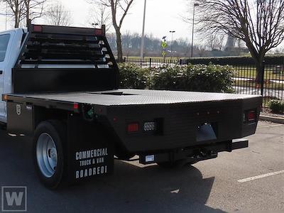 2021 Ram 5500 Crew Cab DRW 4x4, Commercial Truck & Van Equipment Gooseneck Platform Body #DT022517 - photo 1