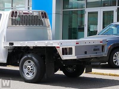 2021 Silverado 2500 Double Cab 4x4,  Knapheide Aluminum PGNB Gooseneck Platform Body #215666 - photo 1