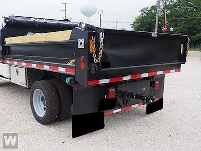 2020 F-550 Super Cab DRW 4x4,  Indiana Upfitters Dump Body #AT13051 - photo 1