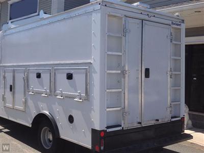 2020 GMC Savana 3500 4x2, Rockport Workport Service Utility Van #GL157294 - photo 1