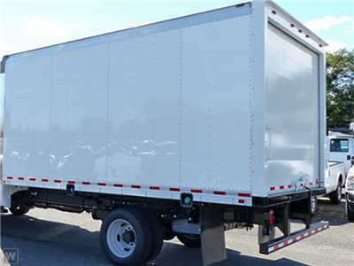 2019 F-550 Regular Cab DRW 4x2, Morgan Fastrak Dry Freight #FG76061 - photo 1