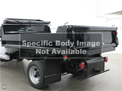 2017 Ram 3500 Regular Cab DRW 4x4, M H EBY Dump Body #R1289 - photo 1