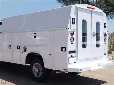 2020 Chevrolet Express 3500 4x2, Knapheide KUV Service Utility Van #203370 - photo 1
