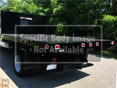 2020 Ford F-550 Regular Cab DRW 4x4, Knapheide Value-Master X Platform Body #MT20410 - photo 1