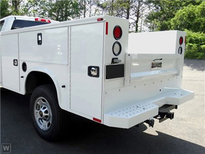 2020 Chevrolet Silverado 2500 Regular Cab 4x2, Knapheide Steel Service Body #M281889 - photo 1