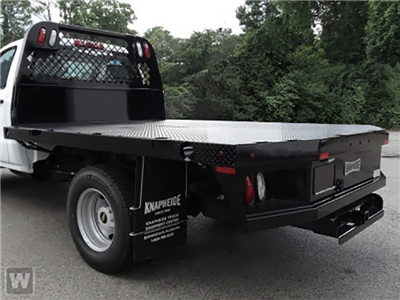 2019 Silverado 3500 Regular Cab DRW 4x2,  Knapheide PGNB Gooseneck Platform Body #19-3727 - photo 1
