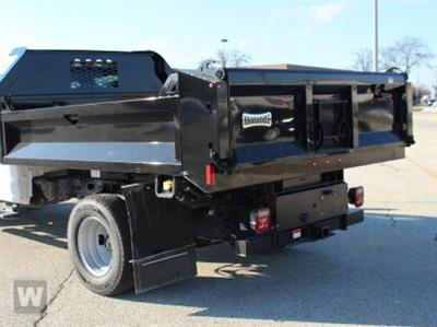 2020 Ford F-450 Regular Cab DRW 4x4, Knapheide Drop Side Dump Body #FT14565 - photo 1