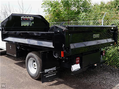 2019 Silverado 3500 Regular Cab DRW 4x2,  Knapheide Drop Side Dump Body #3190583 - photo 1