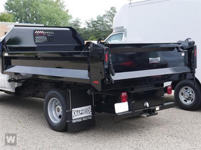 2020 Chevrolet Silverado 5500 Regular Cab DRW 4x2, Knapheide Drop Side Dump Body #0707 - photo 1