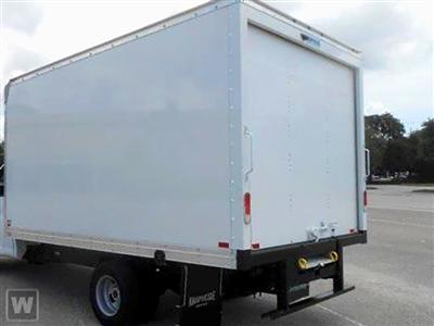 2020 GMC Savana 3500 4x2, Knapheide KCA Cutaway Van #GL217748 - photo 1