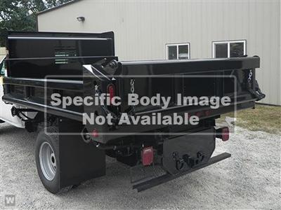 2019 Silverado Medium Duty Regular Cab DRW 4x2,  SH Truck Bodies Dump Body #K1681 - photo 1
