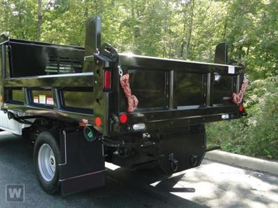 2021 Silverado 3500 Crew Cab AWD, Dump Body #CM47705 - photo 1