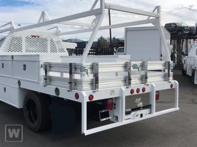 2021 Silverado 5500 Regular Cab DRW 4x2,  Scelzi CTFB Contractor Body #212821K - photo 1