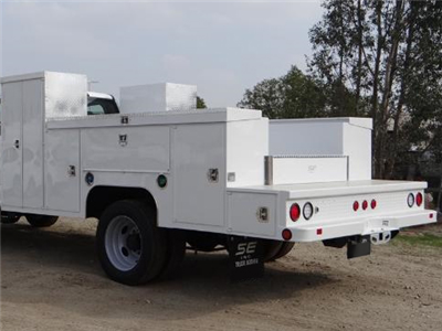 2019 F-550 Regular Cab DRW 4x2, Scelzi Welder Body #K2751 - photo 1