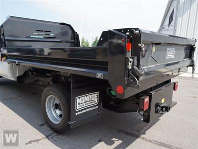 2021 Silverado 3500 Regular Cab 4x4,  Monroe Truck Equipment MTE-Zee Dump Body #M7611 - photo 1